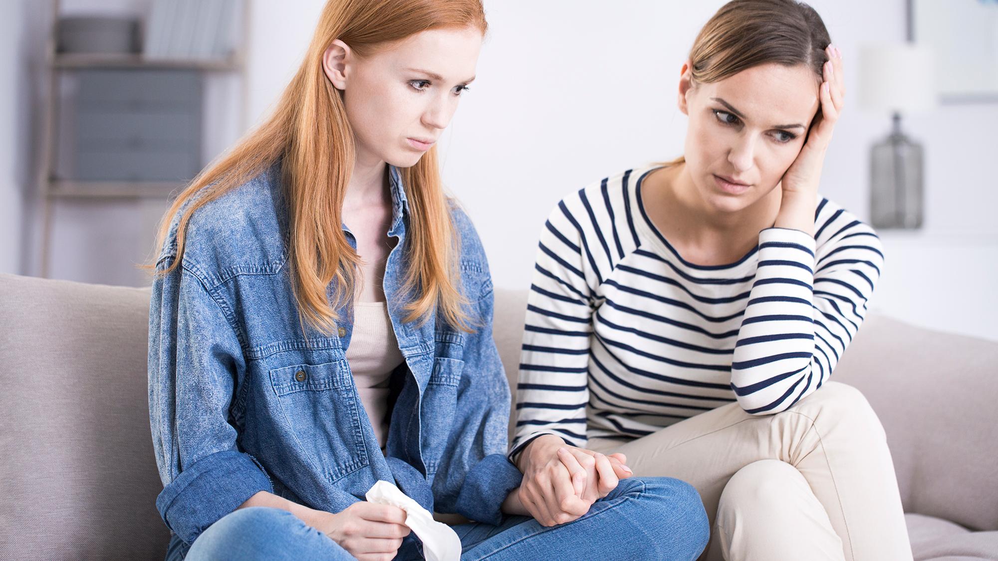 Schwanger Wie Sage Ich Es Meinen Eltern 147 Rat Auf Draht