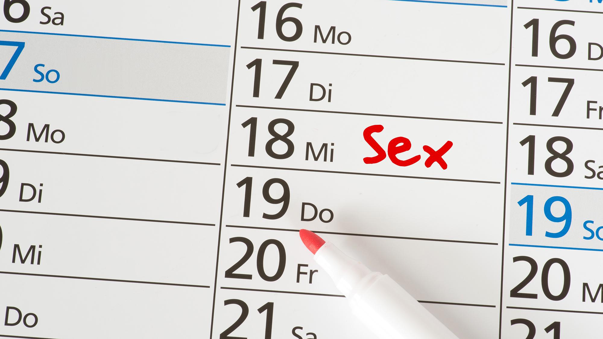 Man sex macht wie Wie macht